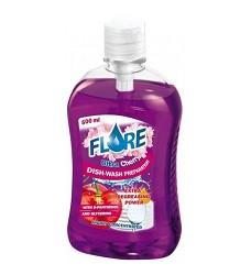 FLORE 500ml Ultra Cherry prostředek na ruční mytí nádobí