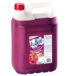 FLORE 5l Ultra Cherry prostředek na ruční mytí nádobí