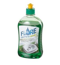 FLORE prostředek na ruční mytí nádobí 500ml Lemon