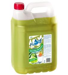 FLORE 5l Ultra Lime  prostředek na ruční mytí nádobí