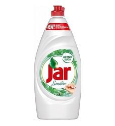 JAR 900 ml / 12 TEA TREE sensitive prostředek na ruční mytí nádobí