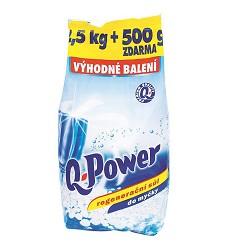 Q-POWER sůl do myčky 3 kg