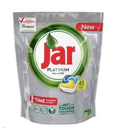 JAR PLATINUM All in 1 kapsle do myčky 45 kusů