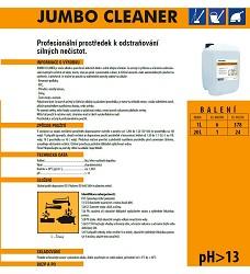 PROFIMAX Jumbo cleaner 1l koncentrovaný prostředek k odstraňování silných nečistot