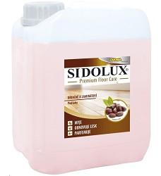 SIDOLUX 5l prostředek na mytí dvěné a laminátové podlahy Jojobový olej