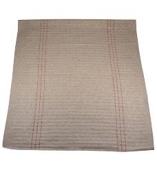 Hadr 60x70 tkaný na podlahu vaflový bílý