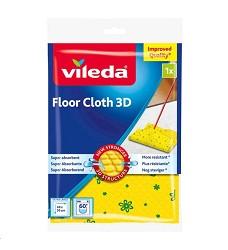 Hadr na podlahu 60x50cm 1KS Vileda žlutý XXL