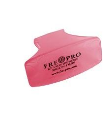 Bowl Clip - vonná závěska pro dámská WC - kiwi grapefruit/červená 12ks/karton FRE-PRO