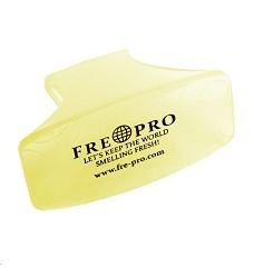 Bowl Clip - vonná závěska pro dámská WC - citrus/žlutá 12ks/karton FRE-PRO