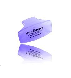 Bowl Clip - vonná závěska pro dámská WC - fabulous /fialová 12ks/karton FRE-PRO