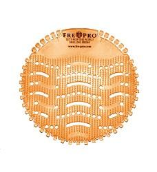 FRE-PRO WAVE 2.0 - vonné sítko do pisoáru  Mango/oranžové (2ks) s připomínačem výměny