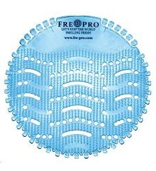 FRE-PRO WAVE 2.0  vonné sítko do pisoáru Cotton/modré (2ks) s připomínačem výměny