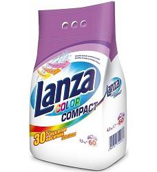 LANZA Color prací prášek  4,5 kg = 60 pracích dávek
