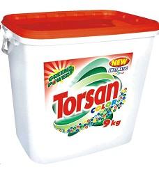 TORSAN Color Power prací prášek 9 kg plastbox