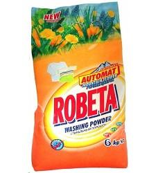 ROBETA prací prášek 6 kg / 75pracích dávek