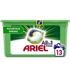 ARIEL gelové kapsle tříkomorové 14kusů MOUNTAIN SPRING