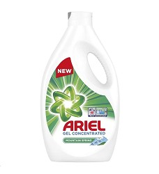 Ariel tekutý prací gel 2640ml = 48 dávek COLOR