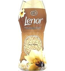 LENOR unstoppables Gold Orchid 210g vonné perličky pro intenzivní vůni prádla