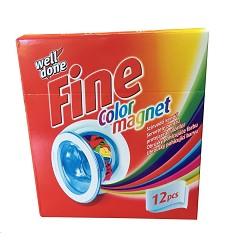 Well Done Fine ubrousky pohlcující barvu 12ks