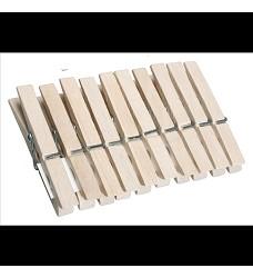 Kolíčky na prádlo dřevěné 24ks