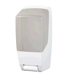 Dávkovač WOPA na abrazivní mýdlo 2,5L celoplastový bílý