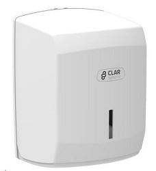 Zásobník Maxi Clarsystems na papírové ručníky v roli bílý