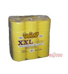 Toaletní papír EASY XXL  1,68 km barevný dvouvrstvý -  taška 24 rolí