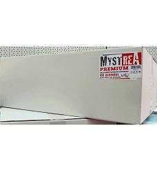 Ručníky MYSTREA M3000C2 papírové ZZ dvouvrstvé  bílé 100% celuloza 23x22cm