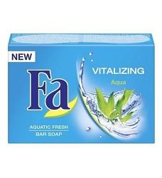 Mýdlo tuhé FA 90g/24  VITALIZING AQUA