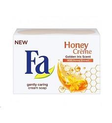Mýdlo tuhé FA 90g/24  Honey Creme