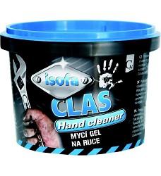 ISOFA clas 500g/12 mycí gel na ruce - modrá