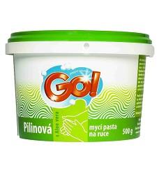 GO! PILINOVÁ PASTA NA RUCE 500g s aloe vera