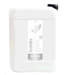 ISOLDA SILVER LINE tělový a vlasový šampon 5l s biotinem