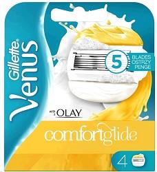 Gillette Venus Olay náhradní hlavice 4ks comfortglide