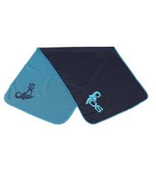 Ručník CXS chladící modrý 80x30cm