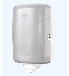 TORK 473177 Rexlex  M3 bílý zásobník papírových ručníků v roli se středovým vytahováním