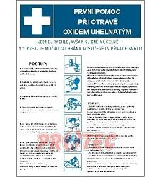 B.t.pl.První pomoc při otravě oxidem uhelnatým A3