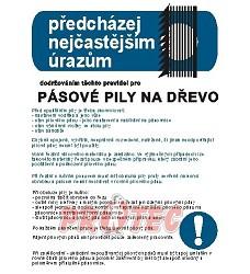 B.t. pl. PBP - Pásové pily na dřevo 297/420