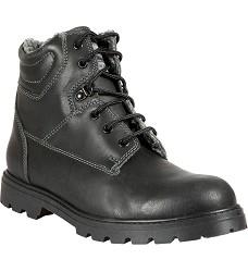 Kotníková zimní obuv S30543 POLICIE, lepená