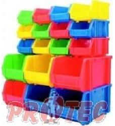 Zásobník plastový 225 x 355 x165 mm