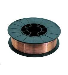 Svářecí drát  0,8 mm / 15kg  cívka