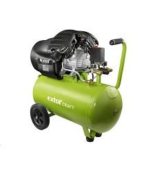 Kompresor olejový  dvoupístový 2200W 50l  Extol Craft 418211