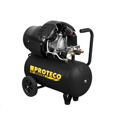 Kompresor 2200W nádoba 50l  Proteco 52.01-K-2200