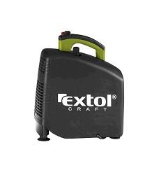 Kompresor EXTOL  bezolejový, 1100W / 2850ot./min, 161L/min, 8bar 418100