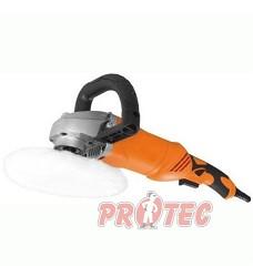 Leštička úhlová na auto 180mm, 1400W , 0-3000 ot/min PROTECO FUSION