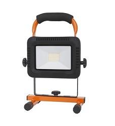 LED AKU reflektor 20W   Solight WM20WD