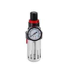 Regulátor tlaku s olejovým filtrem s manometrem max 8bar 8865104 EXTOL