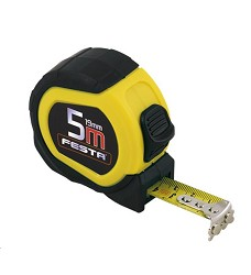 Metr svinovací Magnetic 5m/19mm guma