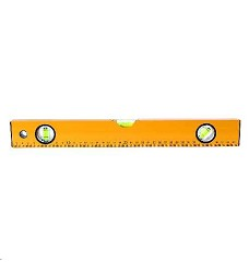Vodováha 800 mm žlutá, 3 libely