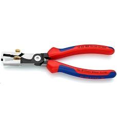 KNIPEX KN 1362180 odizolovací kleště 180 mm s kabelovými nůžkami
